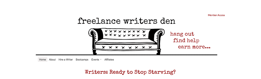 Freelance writing communities