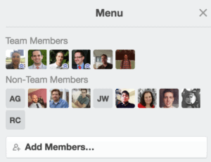 add memebers in trello board