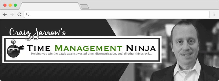 time management blogs: Time Management Ninja
