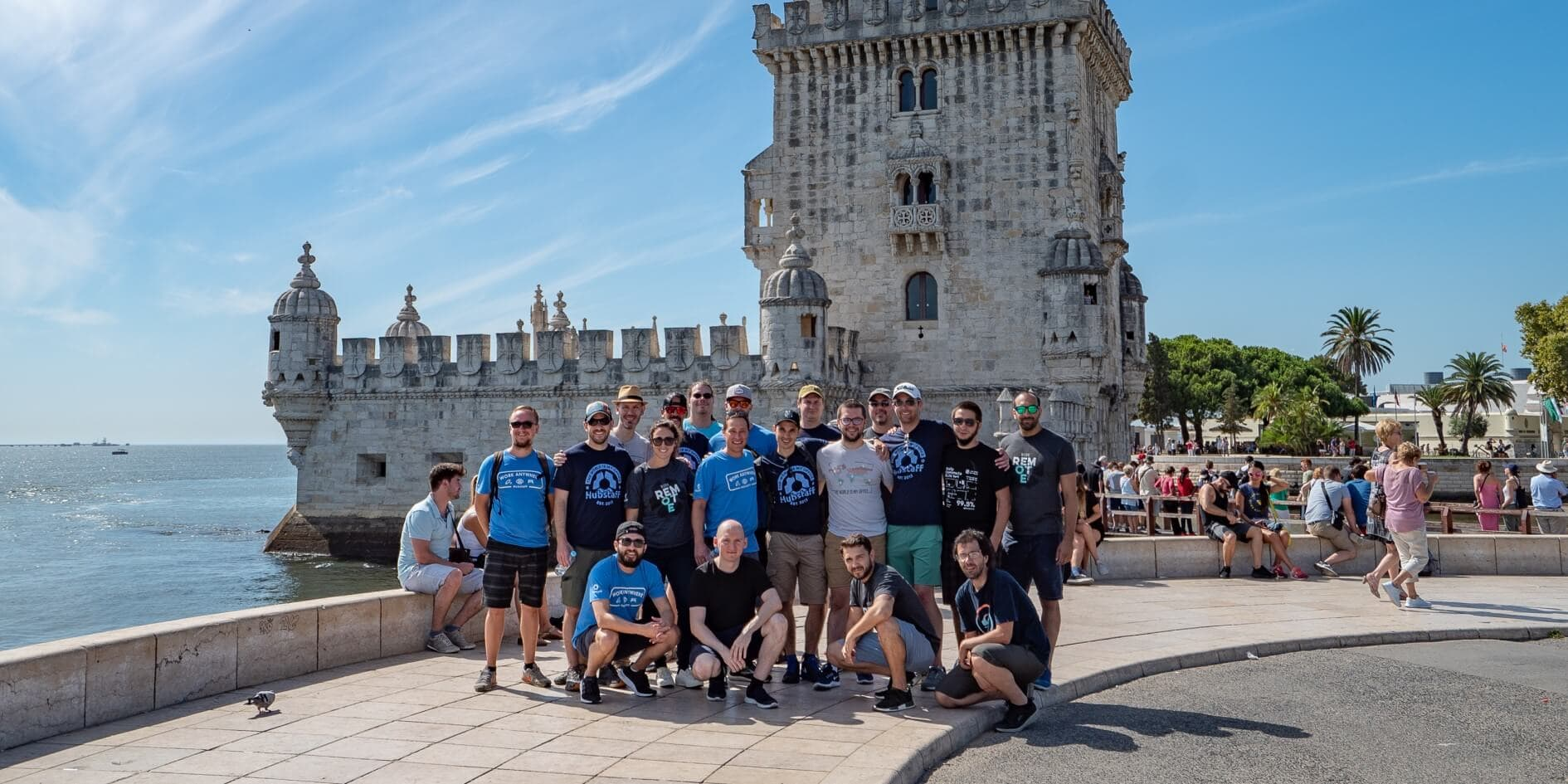 From Castles to Hackathons: The Best Advice From Our Retreat in Lisbon